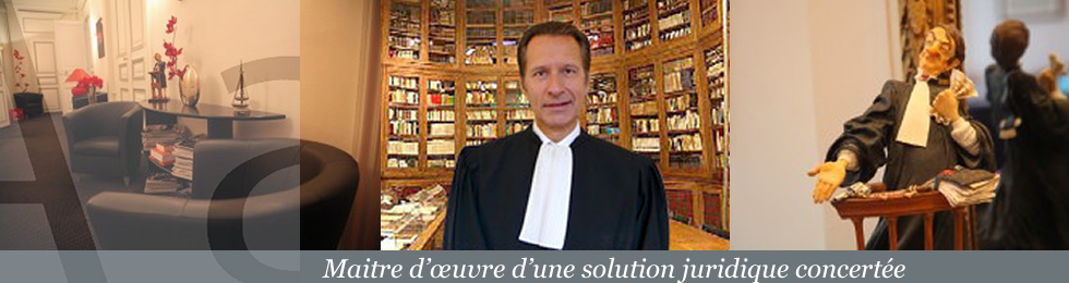 Jean Marc Albert avocat immobilier Paris